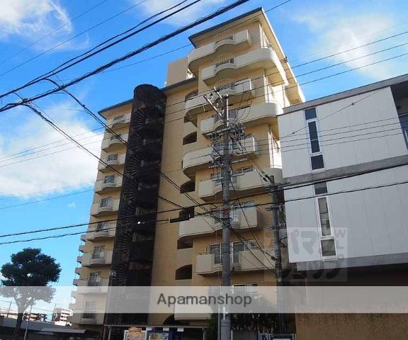 京都府京都市下京区、西大路駅徒歩20分の築35年 10階建の賃貸マンション
