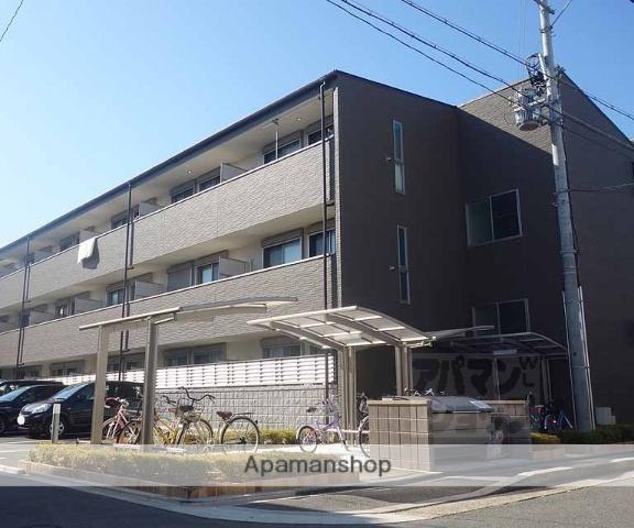 京都府京都市下京区、西大路駅徒歩8分の築2年 3階建の賃貸マンション