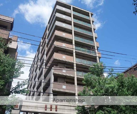 京都府京都市下京区、京都駅徒歩3分の築14年 11階建の賃貸マンション