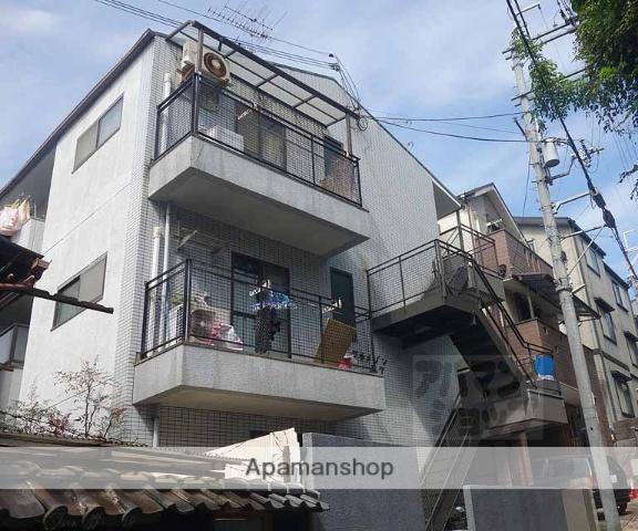 京都府京都市東山区、七条駅徒歩19分の築26年 3階建の賃貸マンション