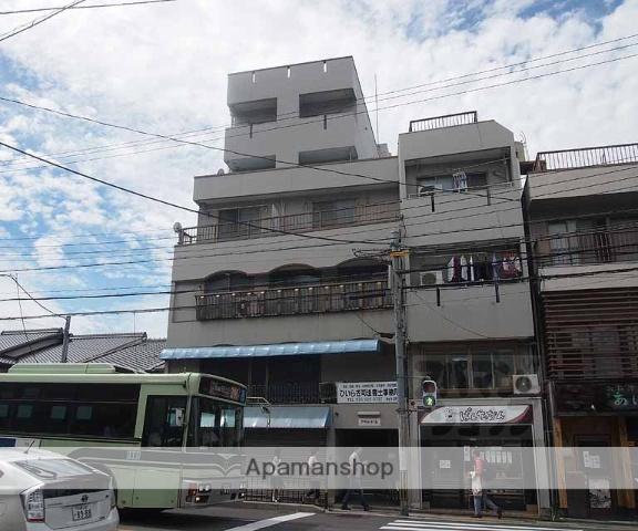 京都府京都市東山区、清水五条駅徒歩10分の築39年 5階建の賃貸マンション