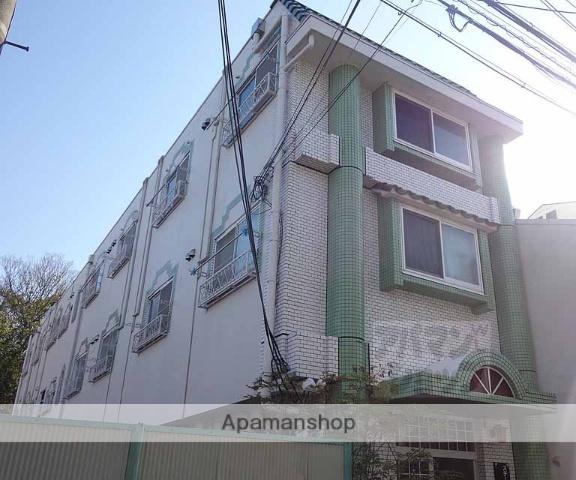京都府京都市下京区、京都駅徒歩8分の築28年 3階建の賃貸マンション