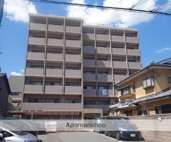 京都府京都市下京区、西大路駅徒歩15分の築11年 7階建の賃貸マンション
