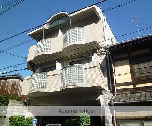 京都府京都市下京区、京都駅徒歩14分の築28年 3階建の賃貸マンション
