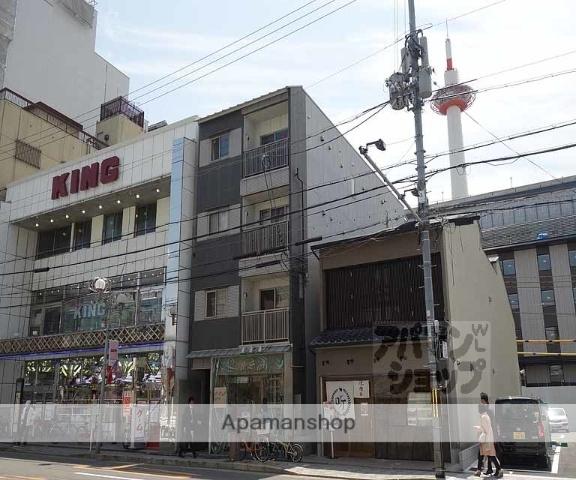 京都府京都市下京区、京都駅徒歩1分の築11年 4階建の賃貸マンション