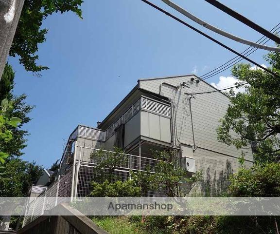 京都府京都市東山区、京都駅徒歩24分の築29年 2階建の賃貸アパート