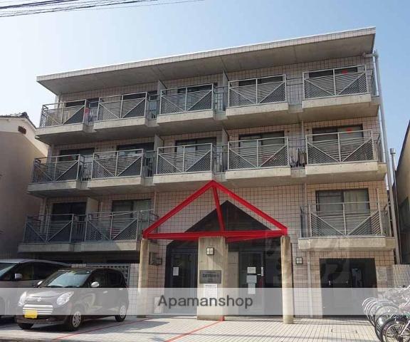 京都府京都市東山区、七条駅徒歩15分の築28年 4階建の賃貸マンション