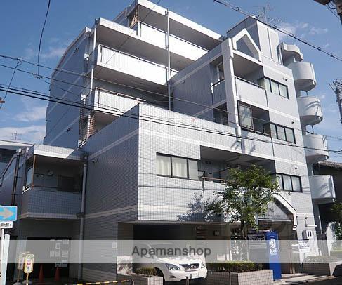 京都府京都市東山区、京都駅徒歩12分の築26年 6階建の賃貸マンション
