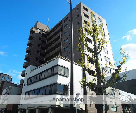 京都府京都市下京区、丹波口駅徒歩7分の築19年 11階建の賃貸マンション