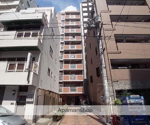 京都府京都市下京区、烏丸駅徒歩9分の築23年 10階建の賃貸マンション