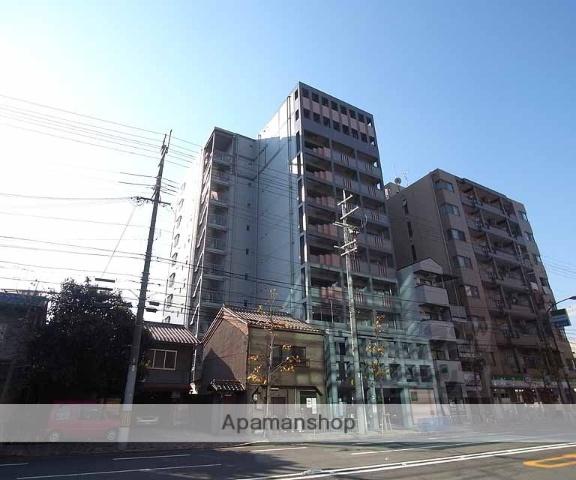 京都府京都市中京区、二条駅徒歩15分の築27年 11階建の賃貸マンション