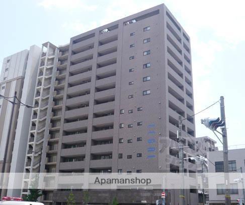 京都府京都市下京区、京都駅徒歩17分の築10年 14階建の賃貸マンション
