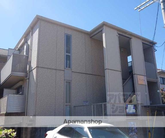 京都府京都市東山区、七条駅徒歩19分の築11年 2階建の賃貸アパート