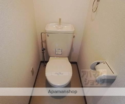 エステムコート御所南[1K/22.44m2]のトイレ