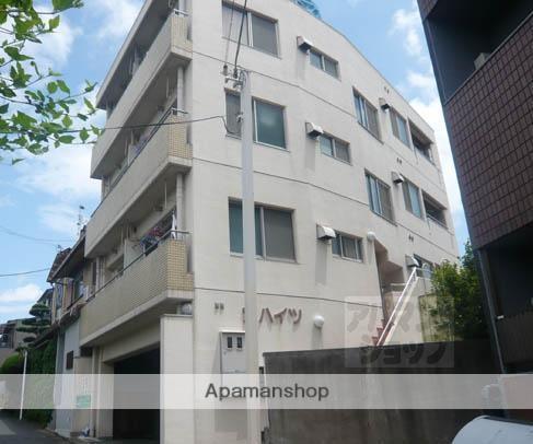 京都府京都市東山区、京都駅徒歩19分の築35年 4階建の賃貸マンション