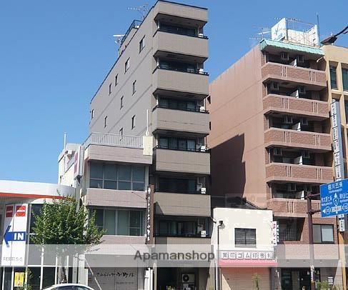 京都府京都市下京区、東寺駅徒歩14分の築22年 7階建の賃貸マンション