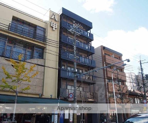 京都府京都市下京区、西大路駅徒歩14分の築33年 6階建の賃貸マンション