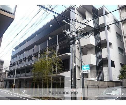 京都府京都市下京区、京都駅徒歩12分の築6年 5階建の賃貸マンション