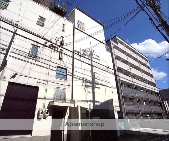 京都府京都市中京区、二条駅徒歩10分の築49年 4階建の賃貸マンション