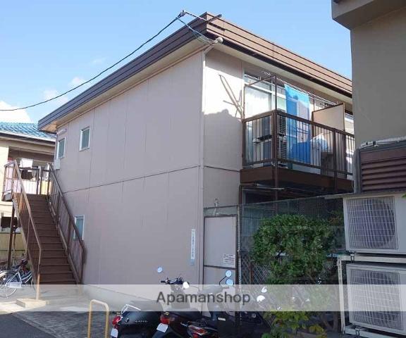 京都府京都市下京区、西大路駅徒歩10分の築46年 2階建の賃貸アパート