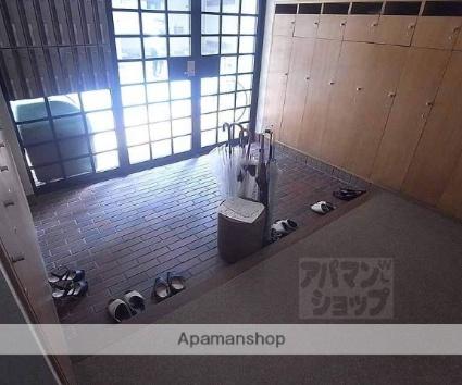 京都府京都市下京区吉水町[1K/17.62m2]のエントランス