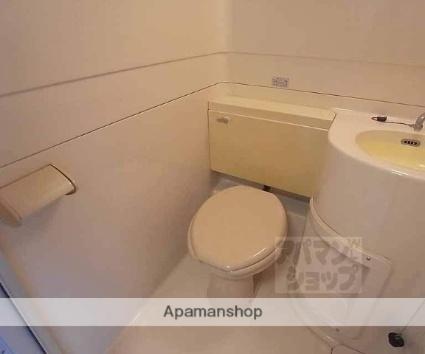 京都府京都市下京区吉水町[1K/17.62m2]のトイレ