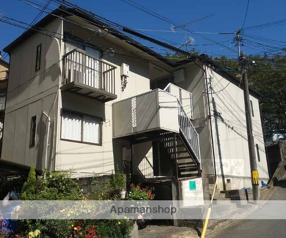 京都府京都市東山区、東福寺駅徒歩8分の築30年 2階建の賃貸アパート