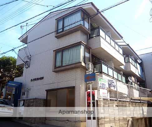 京都府京都市東山区、京都駅徒歩28分の築21年 3階建の賃貸マンション