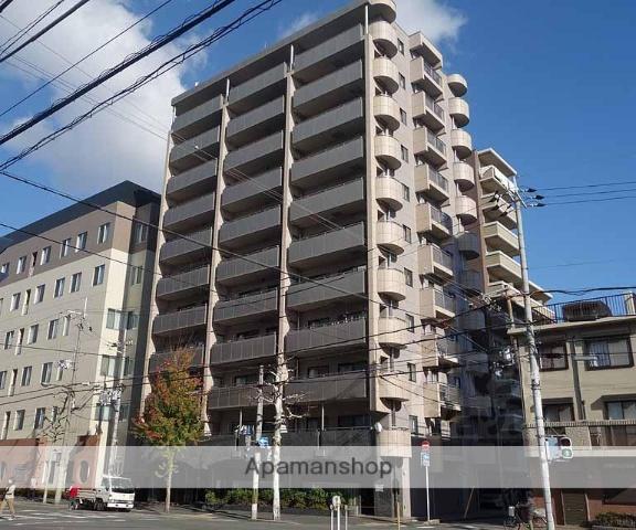 京都府京都市下京区、西大路駅徒歩8分の築18年 11階建の賃貸マンション