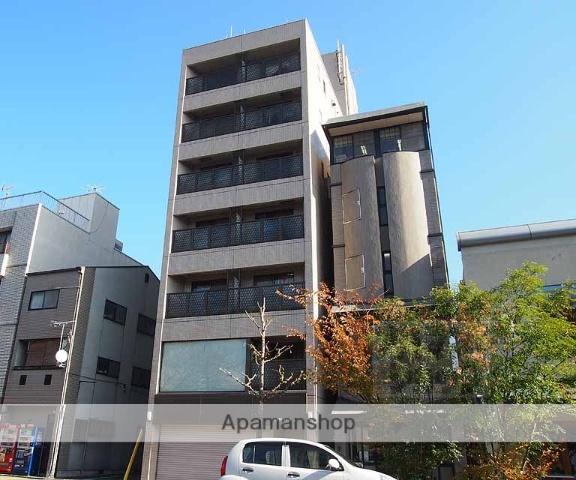 京都府京都市下京区、京都駅徒歩15分の築29年 7階建の賃貸マンション