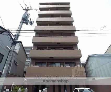 【分譲】リーガル京都河原町Ⅱ[1K/19.2m2]の外観2