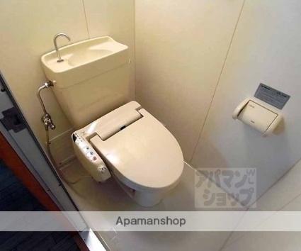 和田マンション[2DK/30m2]のトイレ