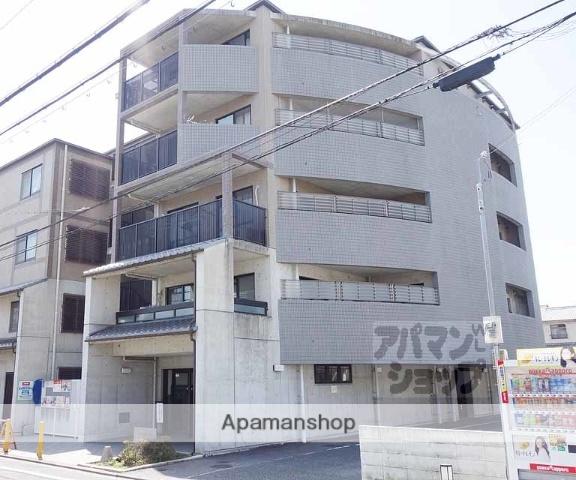 京都府京都市下京区、京都駅徒歩9分の築16年 5階建の賃貸マンション