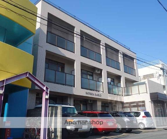 京都府京都市下京区、京都駅徒歩20分の築26年 3階建の賃貸マンション