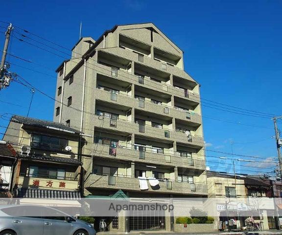 京都府京都市下京区、京都駅徒歩19分の築29年 7階建の賃貸マンション