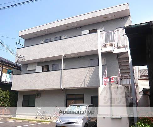京都府京都市東山区、鳥羽街道駅徒歩1分の築15年 3階建の賃貸マンション