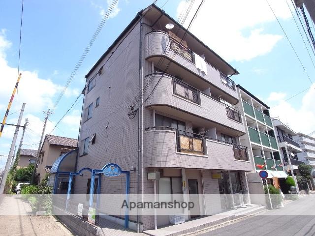 京都府京都市中京区、西院駅徒歩5分の築26年 4階建の賃貸マンション