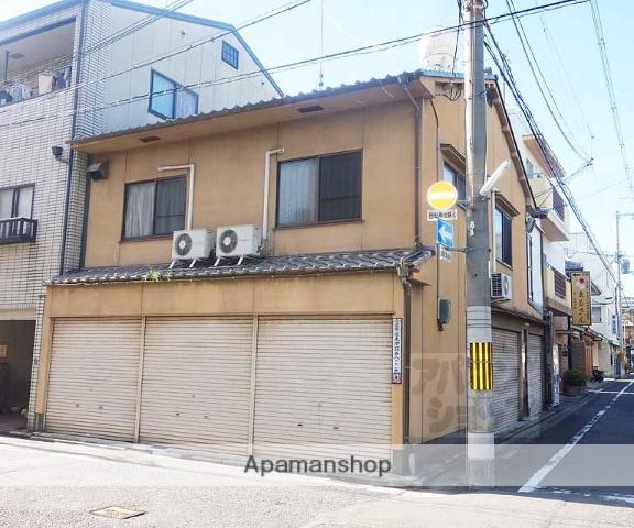 京都府京都市下京区、京都駅徒歩13分の築34年 2階建の賃貸アパート
