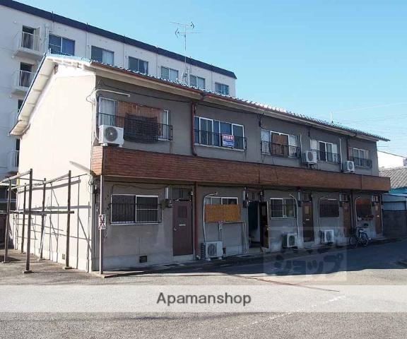 京都府京都市下京区、西大路駅徒歩12分の築46年 2階建の賃貸アパート