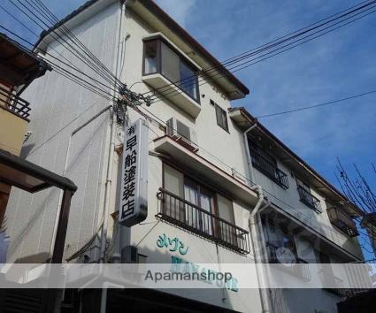 京都府京都市東山区、京都駅徒歩25分の築24年 3階建の賃貸アパート