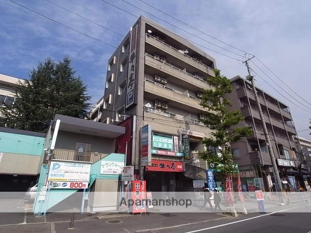 京都府京都市中京区、丹波口駅徒歩10分の築25年 6階建の賃貸マンション