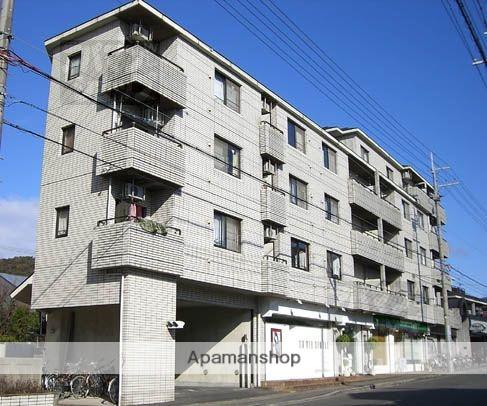 京都府京都市左京区、一乗寺駅徒歩9分の築29年 5階建の賃貸マンション