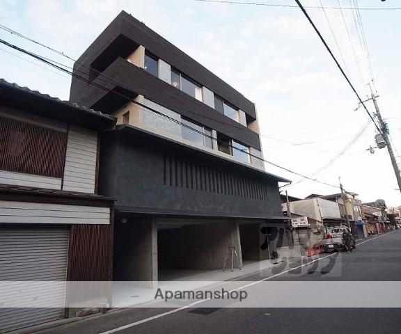 京都府京都市上京区、円町駅徒歩7分の新築 5階建の賃貸マンション