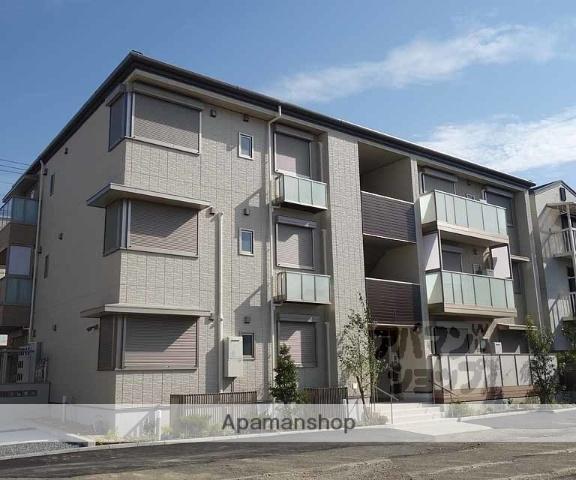 京都府京都市下京区、京都駅徒歩33分の新築 3階建の賃貸マンション