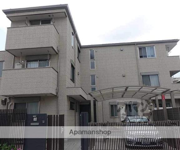 京都府京都市中京区、丹波口駅徒歩13分の新築 3階建の賃貸アパート