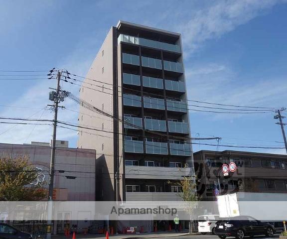 京都府京都市下京区、西大路駅徒歩11分の新築 9階建の賃貸マンション