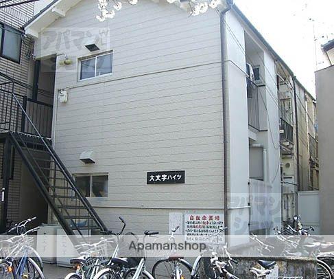 京都府京都市左京区、元田中駅徒歩20分の築11年 2階建の賃貸アパート