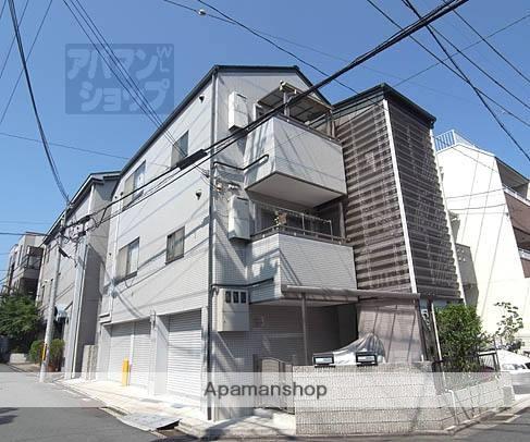 京都府京都市左京区、出町柳駅徒歩22分の築10年 3階建の賃貸マンション