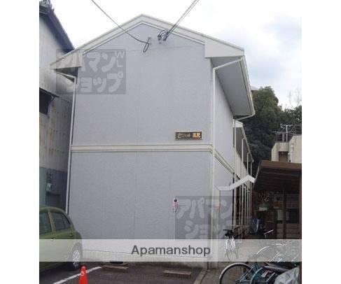 京都府京都市左京区、出町柳駅徒歩30分の築24年 2階建の賃貸アパート