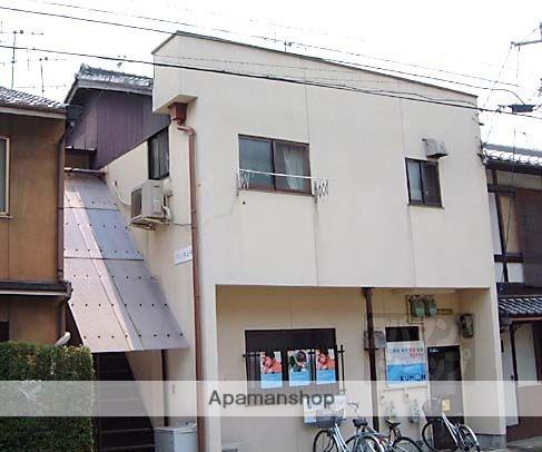 京都府京都市左京区、出町柳駅徒歩24分の築30年 2階建の賃貸アパート